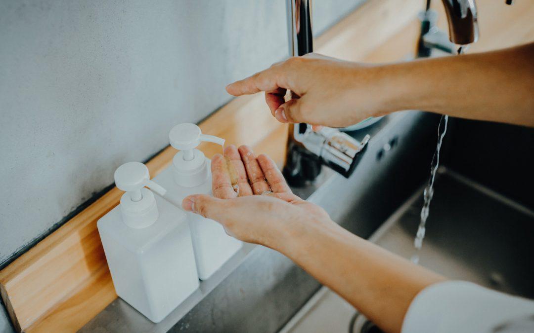 Should you use hand sanitiser or soap? Let's settle the debate