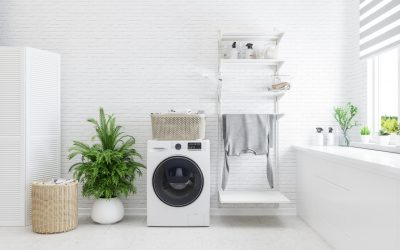 How to organise your laundry to save time and energy
