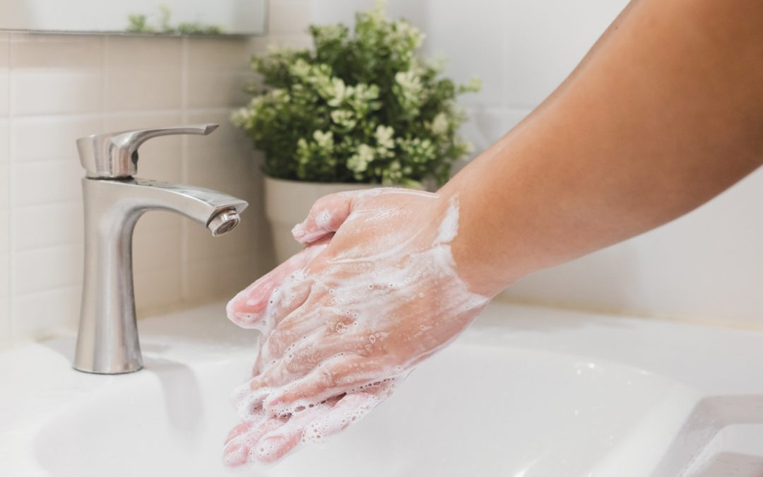 Finding antibacterial soap that won't dry out your skin